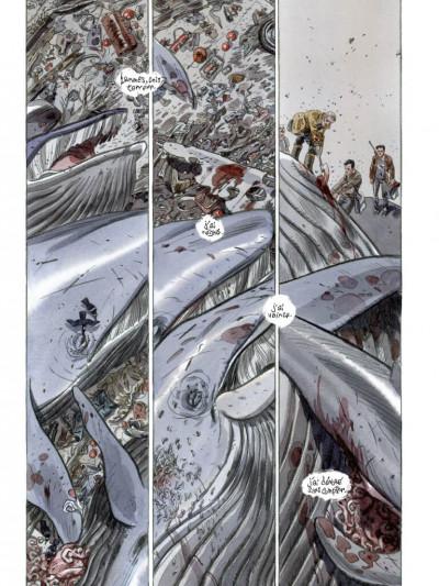 Page 4 Le reste du monde tome 3 - Les frontières