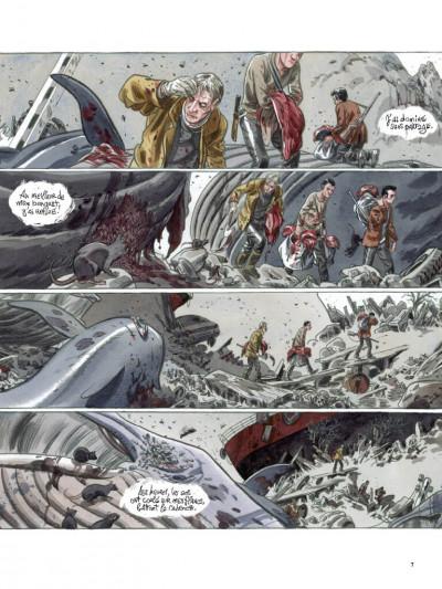 Page 5 Le reste du monde tome 3 - Les frontières