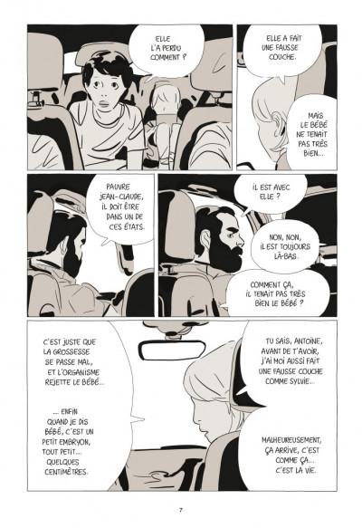 Page 3 Une soeur