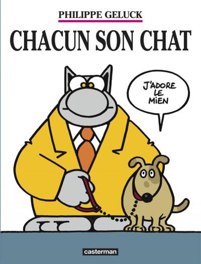 Couverture Le Chat tome 21