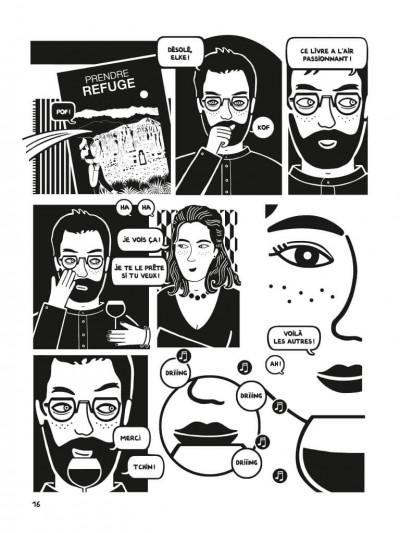 Page 3 Prendre refuge