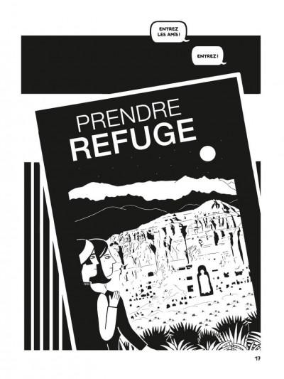 Page 4 Prendre refuge
