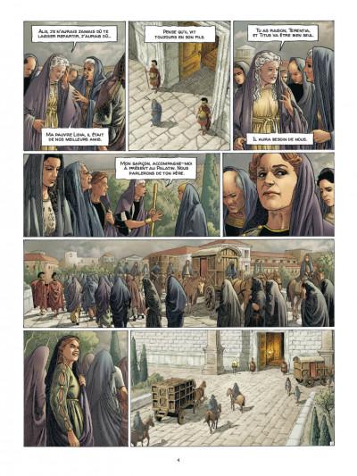 Page 2 Alix Senator - édition deluxe tome 7 - La puissance et l'éternité