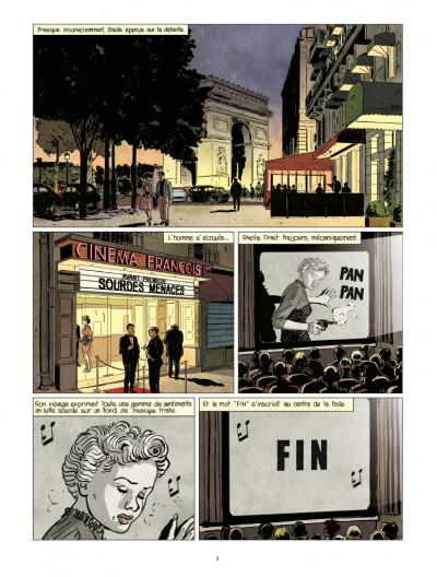 Page 1 Nestor Burma tome 12 - Corrida aux Champs-Élysées