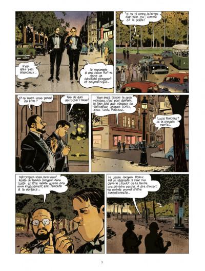 Page 3 Nestor Burma tome 12 - Corrida aux Champs-Élysées