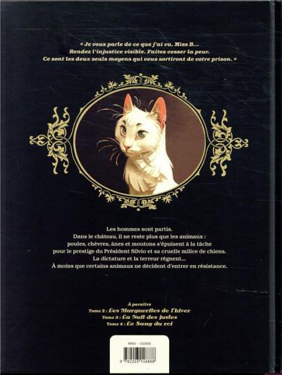 Dos Le château des animaux tome 1