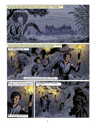Page 4 Jhen tome 17 - La passion du diable