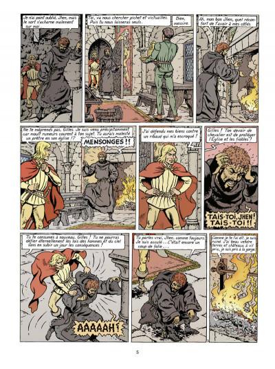 Page 6 Jhen tome 17 - La passion du diable