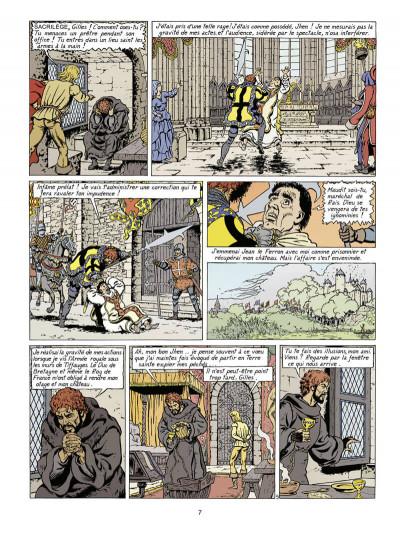 Page 8 Jhen tome 17 - La passion du diable