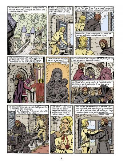 Page 9 Jhen tome 17 - La passion du diable