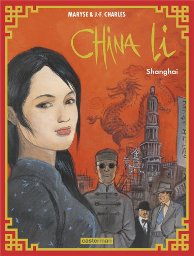Couverture China Li tome 1