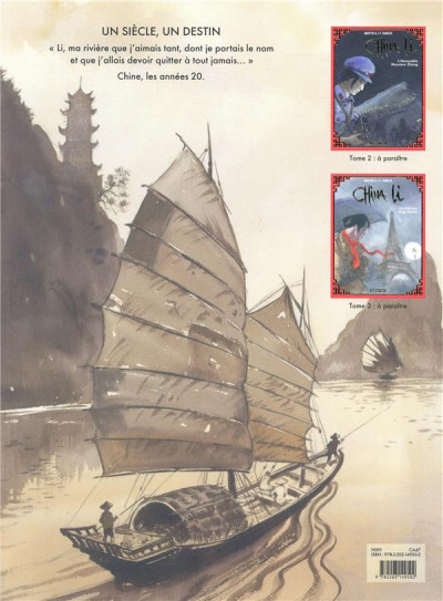 Dos China Li tome 1