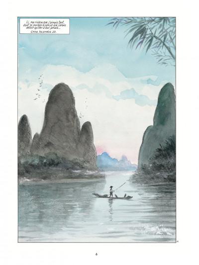 Page 4 China Li tome 1