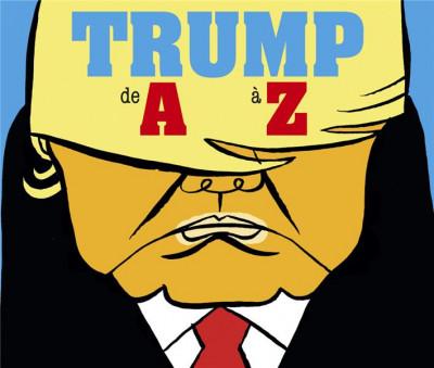 Couverture Trump de A à Z
