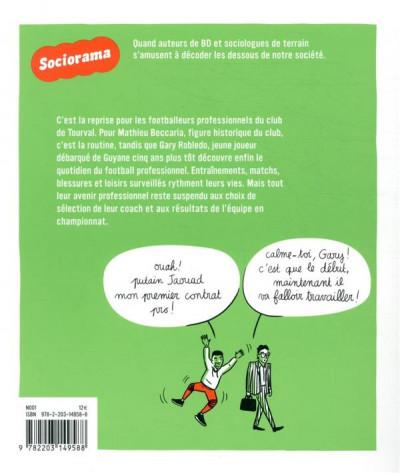 Dos Sociorama - L'amour du maillot