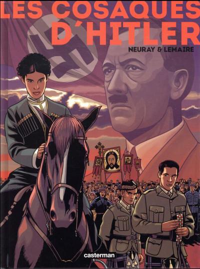 Couverture Les cosaques d'Hitler - intégrale