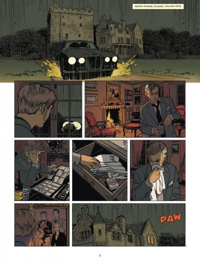 Page 1 Les cosaques d'Hitler - intégrale