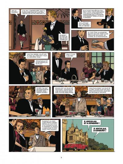 Page 3 Les cosaques d'Hitler - intégrale