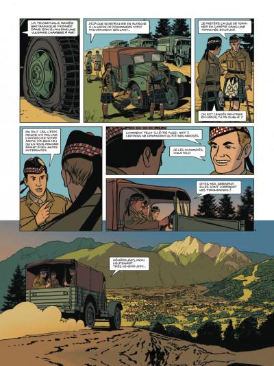 Page 4 Les cosaques d'Hitler - intégrale