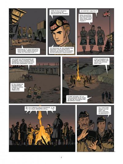 Page 5 Les cosaques d'Hitler - intégrale