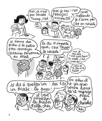 Page 2 Sociorama - Présidentielles, les élections vues par les enfants