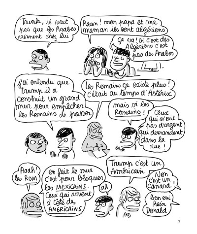 Page 3 Sociorama - Présidentielles, les élections vues par les enfants