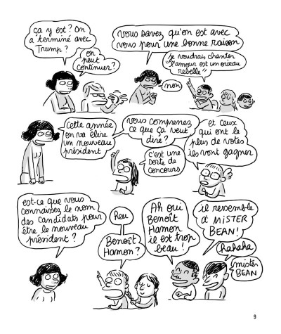 Page 5 Sociorama - Présidentielles, les élections vues par les enfants