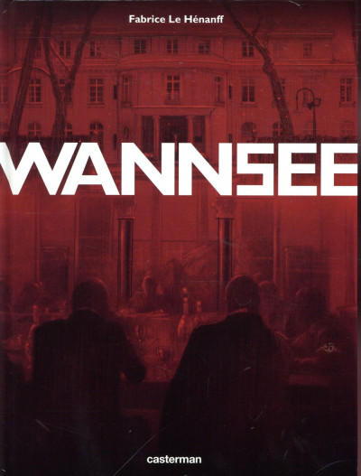 Couverture Wannsee