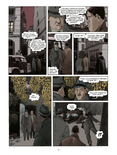 Page 5 Nestor Burma tome 6 - édition 2017
