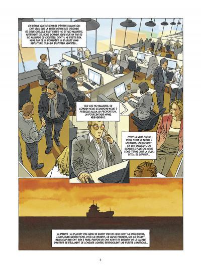 Page 4 Le tueur - affaires d'état tome 2