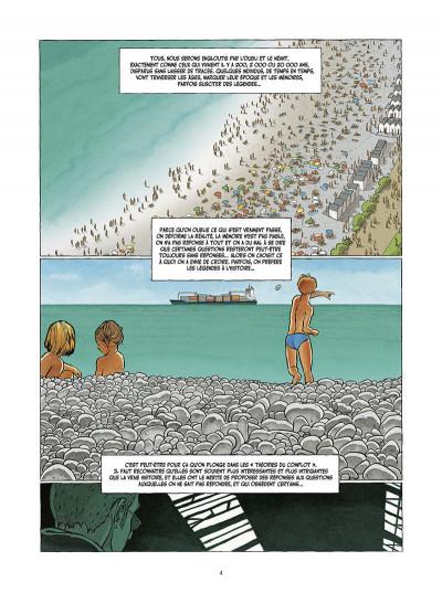 Page 5 Le tueur - affaires d'état tome 2