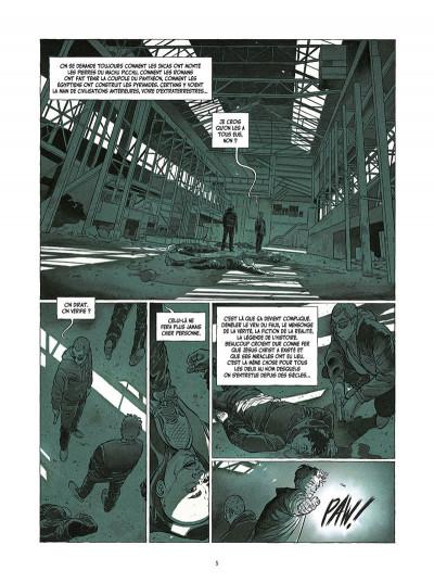 Page 6 Le tueur - affaires d'état tome 2
