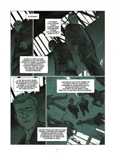 Page 7 Le tueur - affaires d'état tome 2