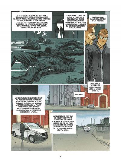 Page 9 Le tueur - affaires d'état tome 2