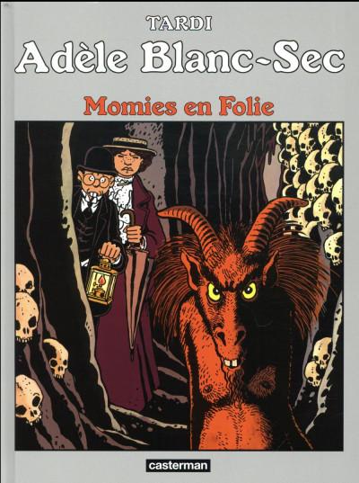 Couverture Adèle Blanc-Sec tome 4 (édition 2018)