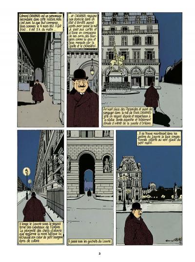 Page 4 Adèle Blanc-Sec tome 4 (édition 2018)