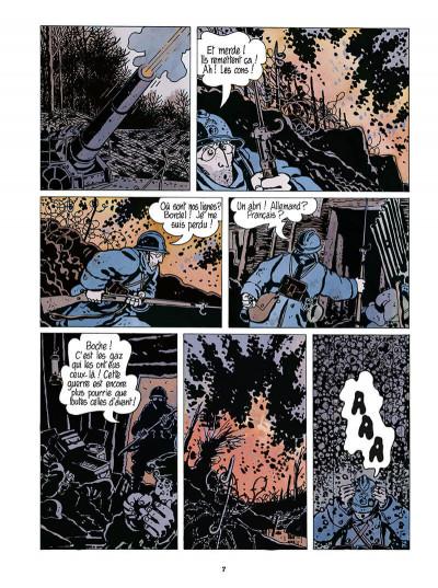 Page 8 Adèle Blanc-Sec tome 5 (édition 2018)