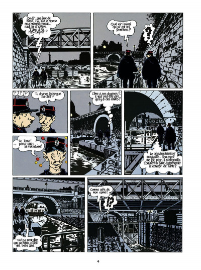 Page 5 Adèle Blanc-Sec tome 6 (édition 2018)