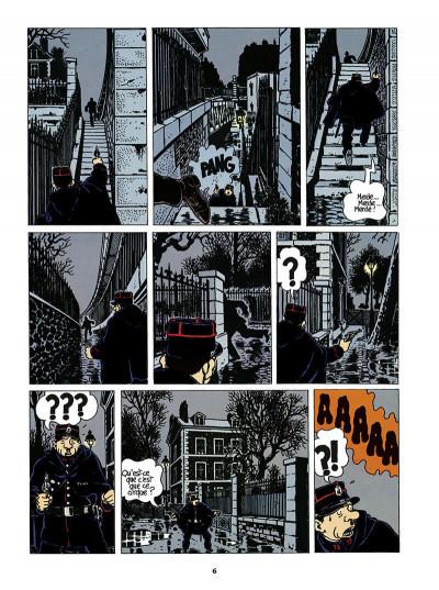 Page 7 Adèle Blanc-Sec tome 6 (édition 2018)