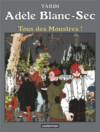 Couverture Adèle Blanc-Sec - édition 2018 tome 7