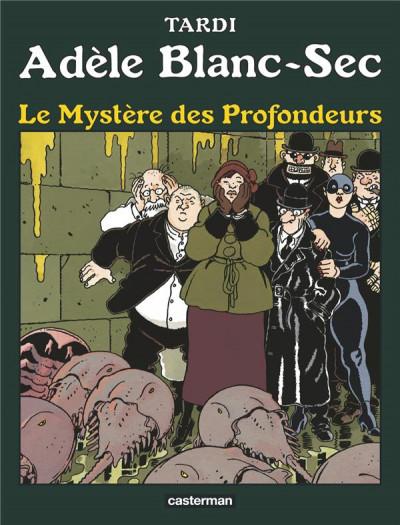 Couverture Adèle Blanc-Sec - édition 2018 tome 8