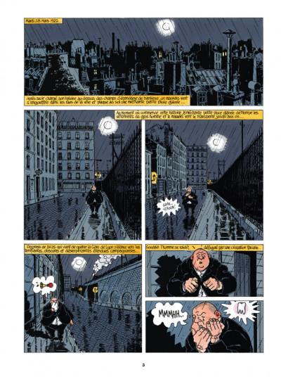 Page 1 Adèle Blanc-Sec - édition 2018 tome 8