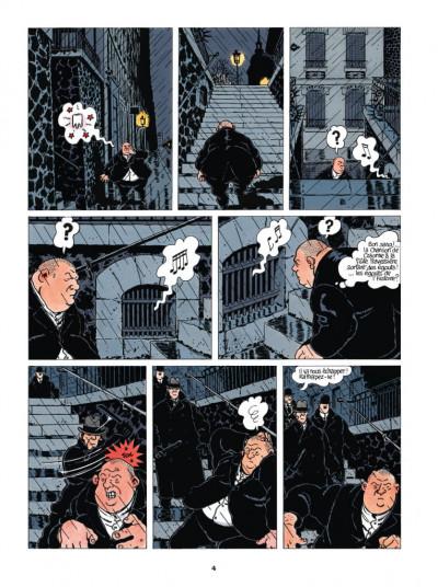 Page 2 Adèle Blanc-Sec - édition 2018 tome 8