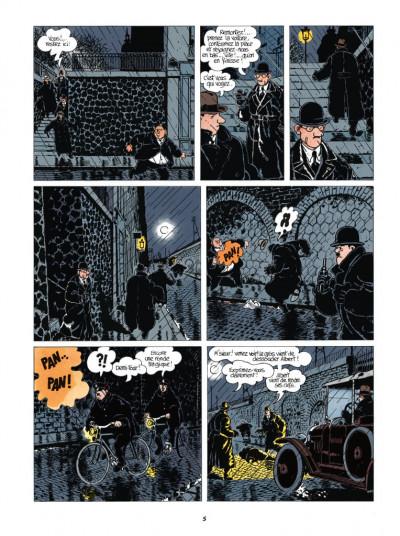Page 3 Adèle Blanc-Sec - édition 2018 tome 8
