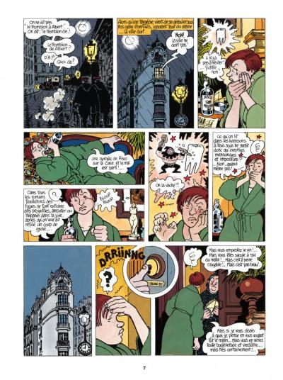 Page 5 Adèle Blanc-Sec - édition 2018 tome 8
