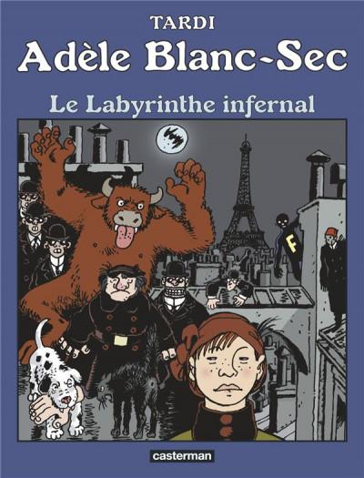 Couverture Adèle Blanc-Sec - édition 2018 tome 9