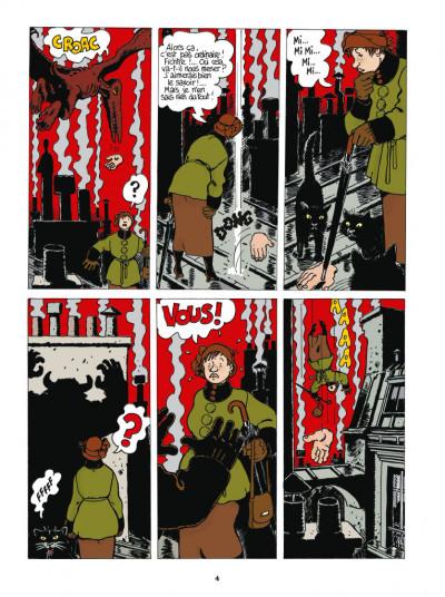 Page 2 Adèle Blanc-Sec - édition 2018 tome 9
