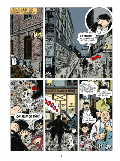 Page 3 Adèle Blanc-Sec - édition 2018 tome 9