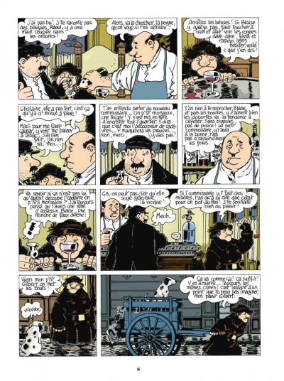 Page 4 Adèle Blanc-Sec - édition 2018 tome 9