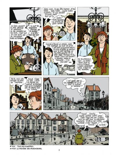 Page 5 Adèle Blanc-Sec - édition 2018 tome 9